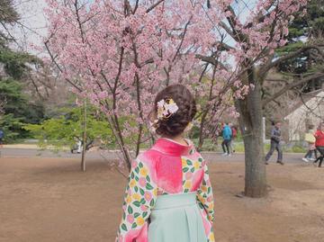 卒業式の袴に似合う髪型・ヘアアレンジを長さ別に特集!【2021】