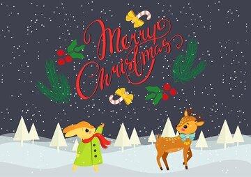 クリスマスカードのデザインアイデアまとめ!手作りでおしゃれに!