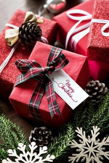 クリスマスプレゼントにおすすめのお菓子特集!ギフトに最適!
