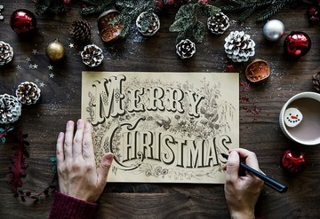 メリークリスマスの意味とは?いつから言うの?