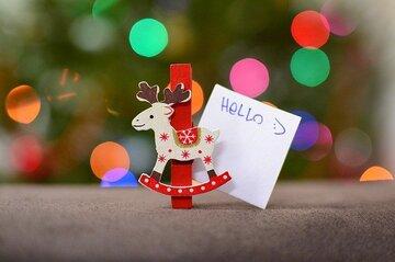 クリスマスメッセージの英語例文50選!クリスマスカードにぴったり!
