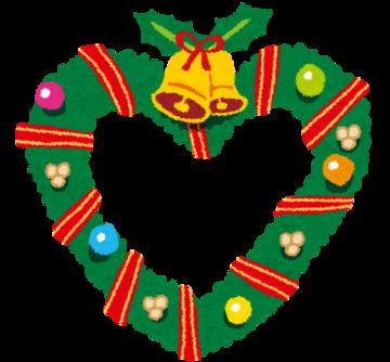 折り紙でクリスマスリースを作る!簡単な折り方解説!【必見】