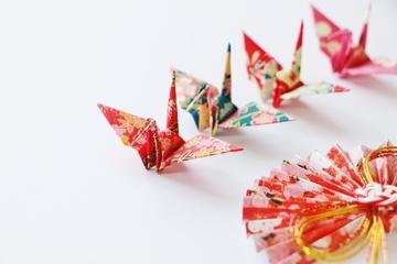 お正月の折り紙の折り方まとめ!お正月飾りを簡単に手作りで!