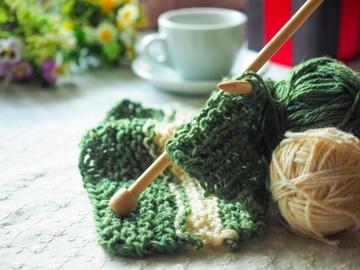 スヌードの作り方!手編みで簡単に作る方法や編み図公開!【無料】
