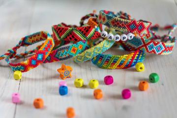 ミサンガの種類16個の編み方・作り方全て解説します!