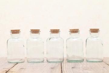 100均ガラス瓶・保存瓶のおしゃれな活用法!【セリア・ダイソー】