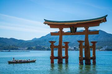 厳島神社で御朱印を貰おう♪御朱印帳のデザインやお守りも紹介