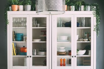 おしゃれなカップボード15選!食器の収納アイディアも紹介