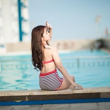 侑 水着 茉 松岡 大原梓 福岡美女の太ももが良い水着グラビア画像100枚!