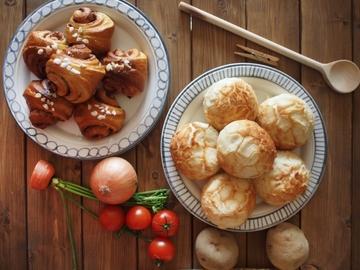 市販の菓子パンランキングTOP25!コンビニやスーパーで買える!