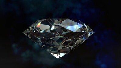 ダイヤモンドの夢の意味17選|愛情や相手との絆を示す!【夢占い】