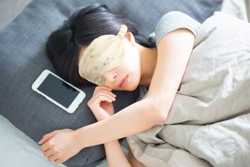 おやすみ時間を上質にするシルクのナイトキャップ&アイマスクがラドンナから新登場!