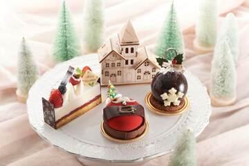 2020年12月限定!おうちクリスマスを彩るシェラトンのクリスマススイーツ&ベーカリー