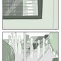既視感のある女性9「まだ全然寒いのに3月になった途端春物を着る北海道の女性」【わたし氏漫画】