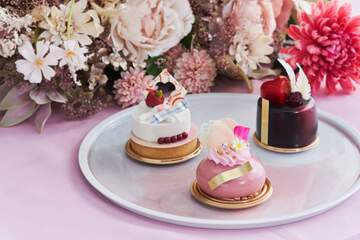 2021年2月限定!シェラトンホテルの心ときめくバレンタインスイーツ&ベーカリー♡