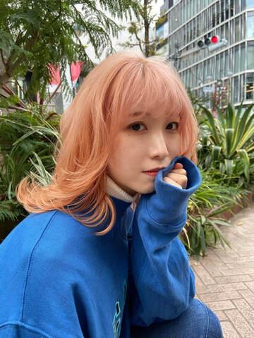 2021年トレンドヘアカラーはピンク系&挑戦したいのはオレンジ系!流行ヘアスタイルを提案!