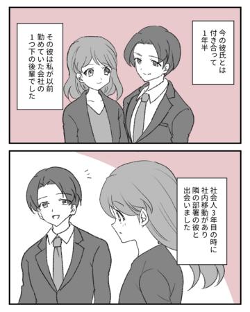 推しメン決定♡【Lovely漫画】