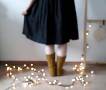 2021年ロングスカート冬コーデ集♡デザイン・カラー別からぽっちゃりさんコーデまで