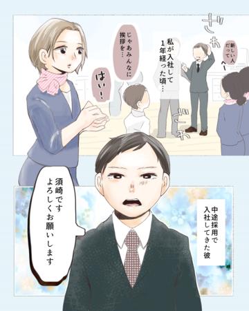 会社の後輩【Lovely漫画】