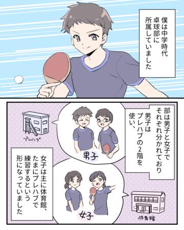 好きな人の好きな人【Lovely漫画】