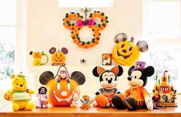 ディズニーストアハロウィーン特集!9月3日よりハロウィーンにぴったりのアイテムが続々登場♡